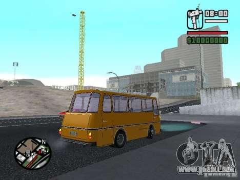TV 7 para la visión correcta GTA San Andreas