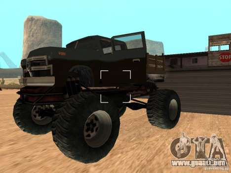 Walton Monster para GTA San Andreas