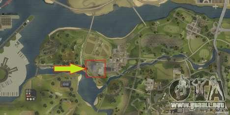 Petrolera Lukoil para GTA San Andreas sexta pantalla
