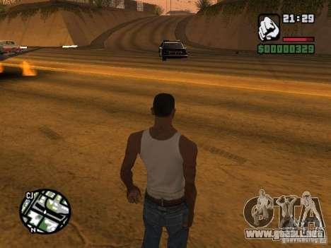 Kyubi-Bomb para GTA San Andreas tercera pantalla