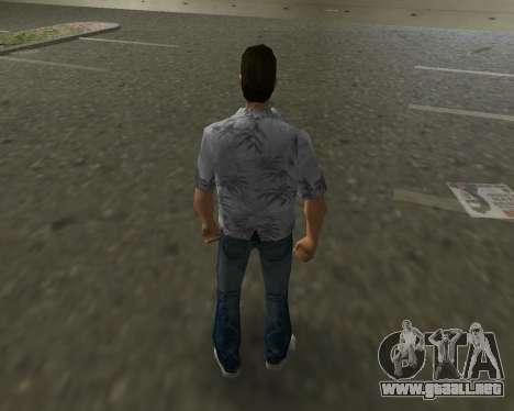 Camisa gris para GTA Vice City