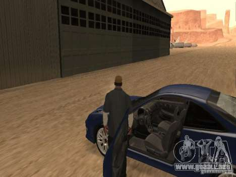 Acura RSX Light Tuning para vista lateral GTA San Andreas