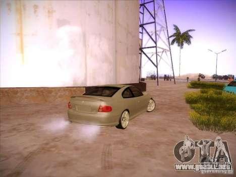 Pontiac FE GTO para la visión correcta GTA San Andreas