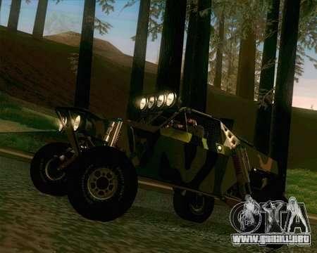 Ickler Jimco Buggy para GTA San Andreas left
