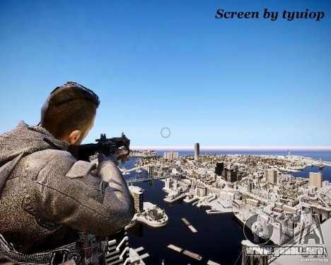 Modern Warfare 3 Soap Europe para GTA 4 segundos de pantalla