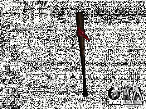 Pedacitos con un brazalete rojo para GTA San Andreas