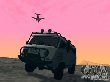 2206 UAZ para las ruedas de GTA San Andreas