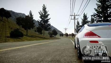 GhostPeakMountain para GTA 4 quinta pantalla