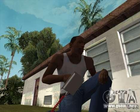 Desfibrilador para GTA San Andreas