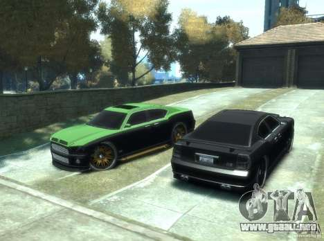 Civilian Buffalo DUB Edition v3.0 para GTA 4