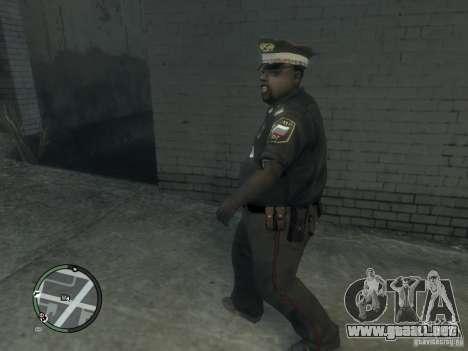 Russian Cops para GTA 4 tercera pantalla