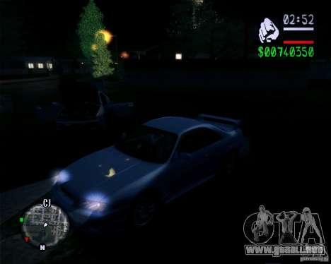 New Fonts 2011 para GTA San Andreas tercera pantalla