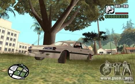 Peugeot 406 Persia para GTA San Andreas