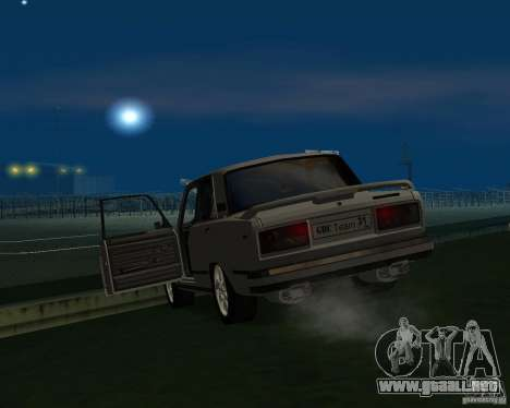 ВАЗ Cobra 21074 para GTA San Andreas left