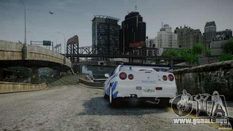 TRIColore ENBSeries By batter para GTA 4 tercera pantalla