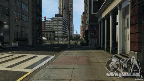 Ciudad vacía para GTA 4 tercera pantalla