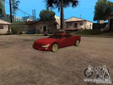 HD Cheetah para GTA San Andreas