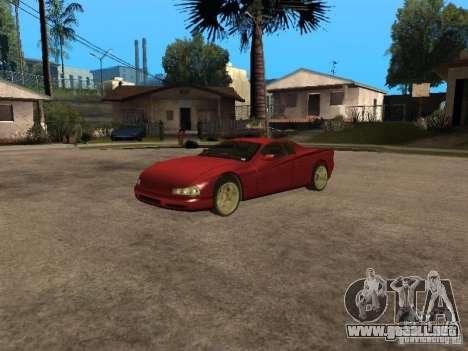 HD Cheetah para GTA San Andreas