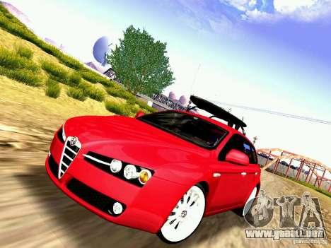 Alfa Romeo 159 Sportwagon para GTA San Andreas