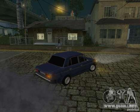 Vaz 21063 para la visión correcta GTA San Andreas