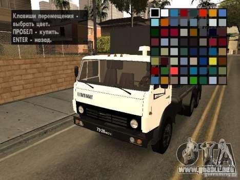 New Carcols by CR v3.0 para GTA San Andreas