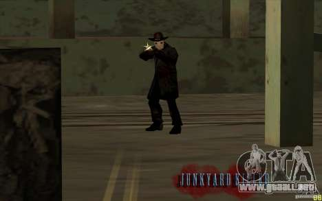 Criaturas místicas para GTA San Andreas séptima pantalla