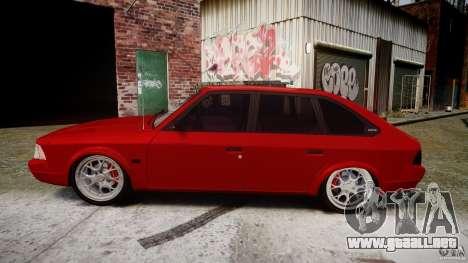 AZLK Moskvich 2141 STR-v 2.1 para GTA 4 left