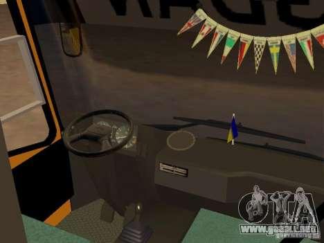 BOGDAN UN 09202 para la visión correcta GTA San Andreas