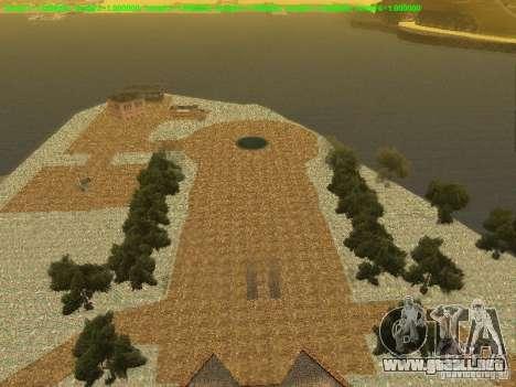 Estatua de la libertad de 2013 para GTA San Andreas twelth pantalla