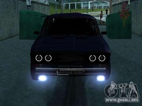 VAZ 21065 para vista lateral GTA San Andreas