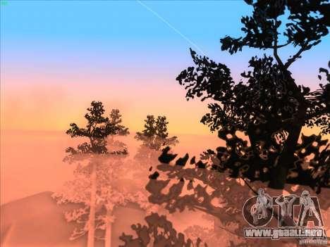 SGR ENB Settings para GTA San Andreas tercera pantalla