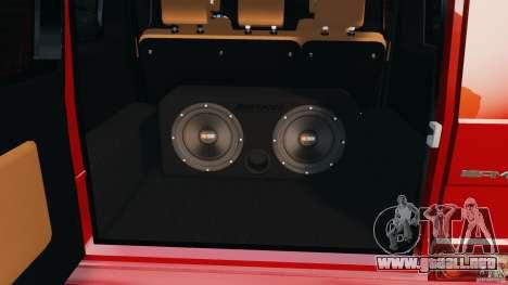 Mercedes-Benz G55 AMG para GTA 4
