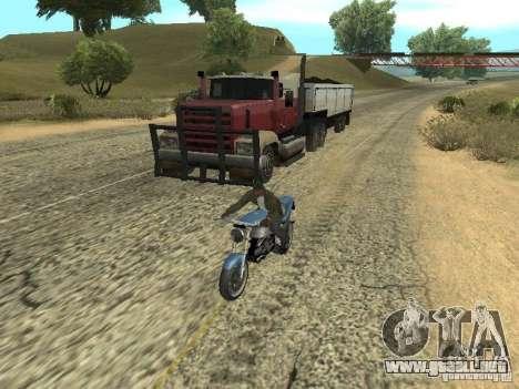 Vehículos con remolques para GTA San Andreas