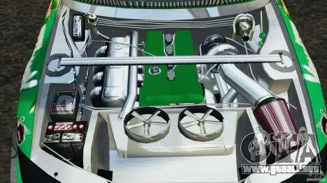 Nissan Silvia KeiOffice para GTA 4 vista interior