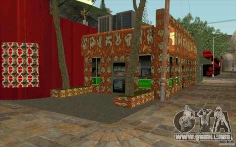 Una aldea nueva Dillimur para GTA San Andreas tercera pantalla