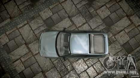 Honda CRX 1991 para GTA 4 visión correcta