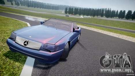 Mercedes-Benz SL500 para GTA 4