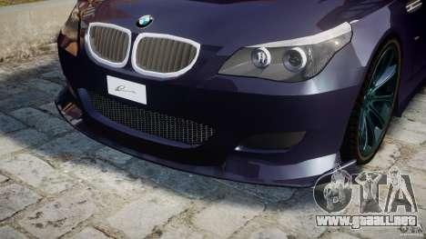 BMW M5 Lumma Tuning [BETA] para GTA motor 4