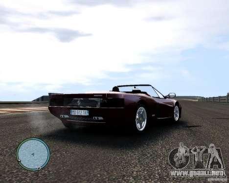 Ferrari Testarossa para GTA 4 visión correcta