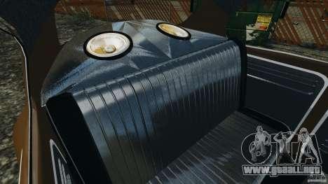 Volkswagen Fusca Gran Luxo v2.0 para GTA 4 vista lateral