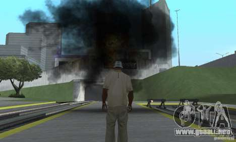 New Effects para GTA San Andreas segunda pantalla