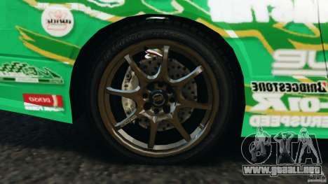 Nissan Silvia KeiOffice para GTA 4 vista lateral
