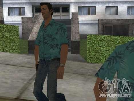 Nuevos aspectos Grove Street para GTA San Andreas segunda pantalla