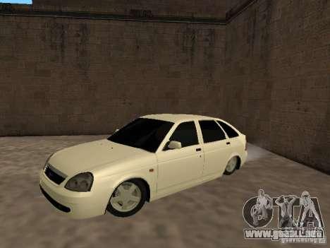 LADA 2170 Hatchback para GTA San Andreas