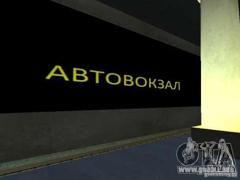 Greatland-Grèjtlènd v0.1 para GTA San Andreas tercera pantalla