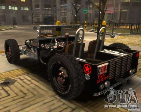Willys Hot-Rod para GTA 4