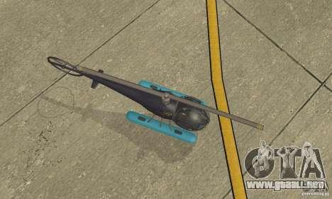 Dragonfly para la visión correcta GTA San Andreas