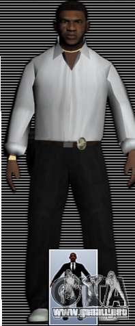 New FBI Agents para GTA San Andreas tercera pantalla