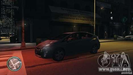 Glossy Radar para GTA 4 segundos de pantalla