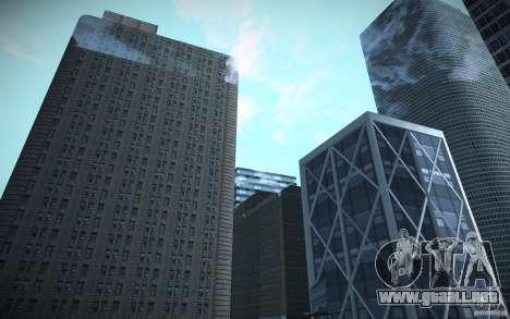 Rascacielos de HD para GTA San Andreas sucesivamente de pantalla